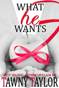 What He Wants by Tawny Taylor