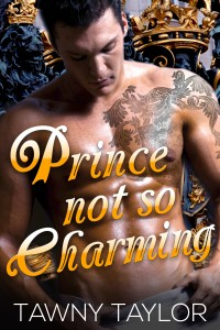 Tawny Taylor Prince Not So Charming carrington